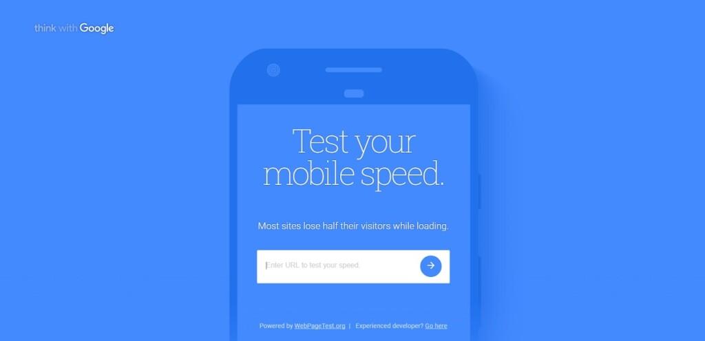Jak sprawdzić szybkość i wydajność strony mobilnej? Wypróbuj narzędzie Google!